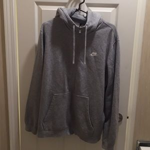 Nike Zip-up Sweater/Hoodie